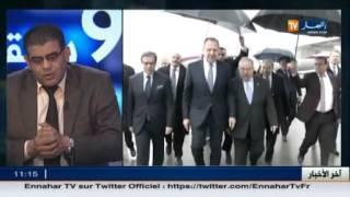 الخبير الإقتصادي العربي غويني : الجزائر تستغل زيارة لافروف للتنسيق مع روسيا في سوق النفط