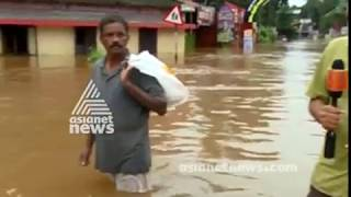 Kerala Rain ; Mallappally taluk drowns in flood