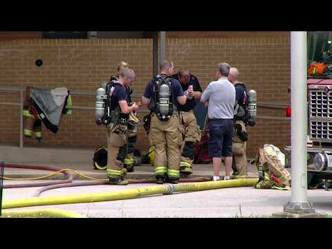 Classroom catches fire at Central High School in Chattanooga