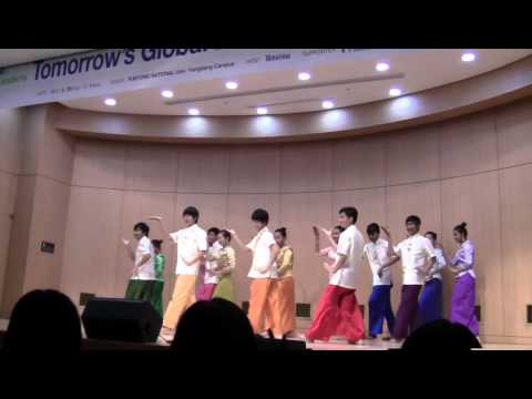 Tomorrow global's leader camp (Cambodian Dance) - Cambodia, Kingdom of wonder