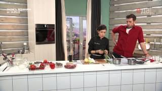 Кулинарный вебинар с поваром Катей Скворцовой