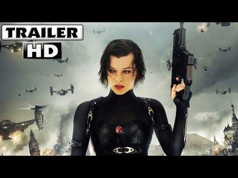 Resident Evil : Venganza Trailer en Español (2013)