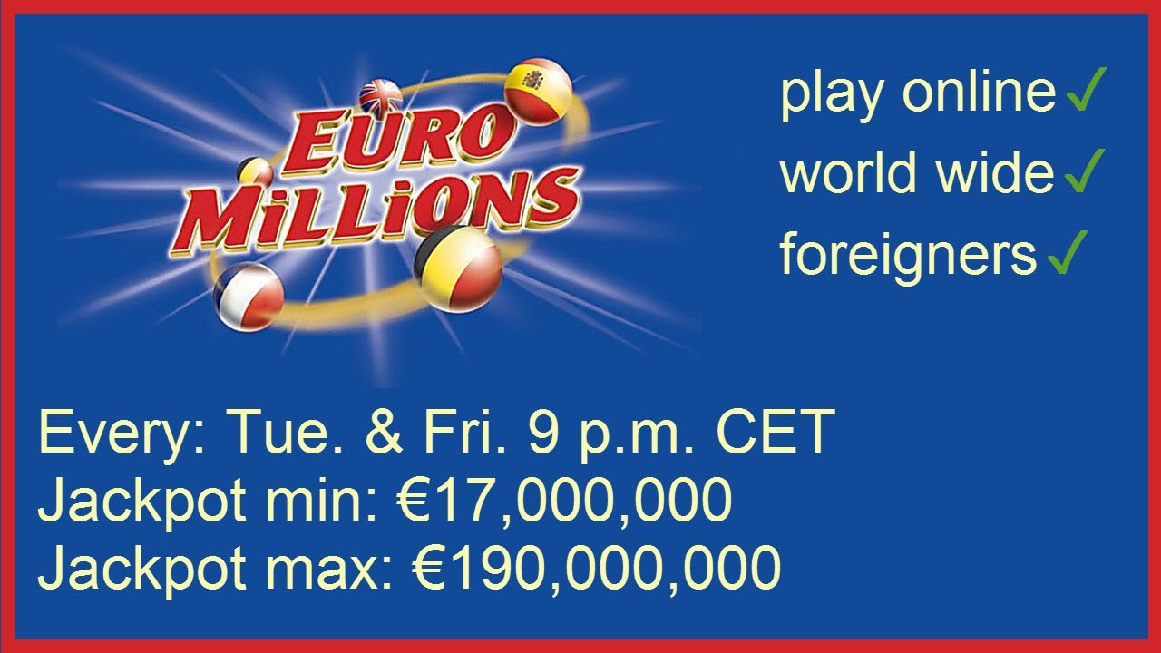 Lotto Euromillions How To Play Euromillions Lotto Online From Any Country