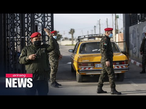 Egypt opens Gaza border crossing amid tensions between rival Palestinian factions