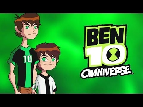 Ben 10 Omniverse - Ben 10 Omniverse Final Clash 3 (Cartoon Network)