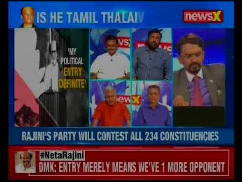 In the name of democracy politicians are robbing us of our own money: Rajinikanth