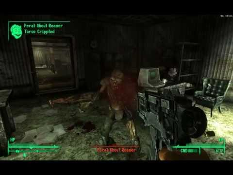 Fallout 3 GOTY Gameplay, Part 14: Heading to Farragut West Metro Station to Find Dad (in 1080p HD)