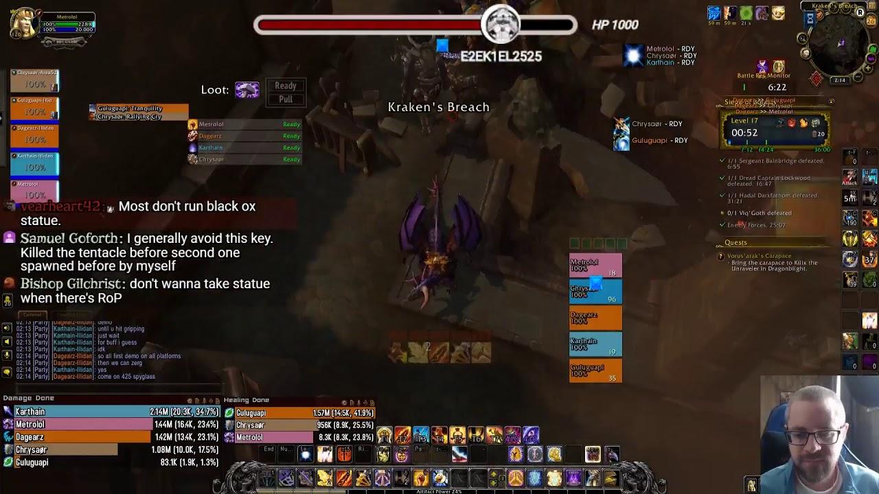 Weak Auras and UI Info for my Blood Death Knight - BFA 8 0