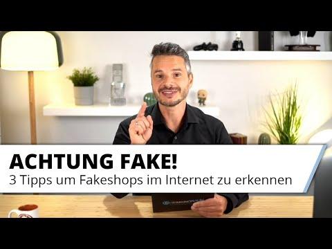 Fakeshops im Internet - 3 Tipps um dich davor zu schützen