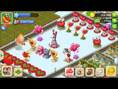 TOWNSHIP GAME FREE VALENTINE'S GIFTS