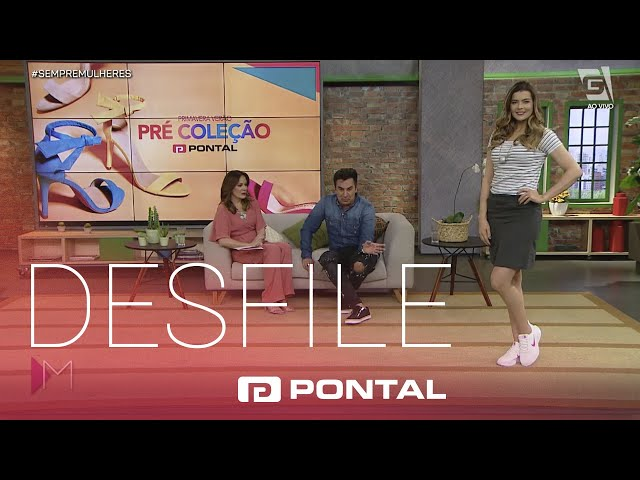 DESFILE PONTAL – PROGRAMA MULHERES – 5 DE SETEMBRO DE 2019