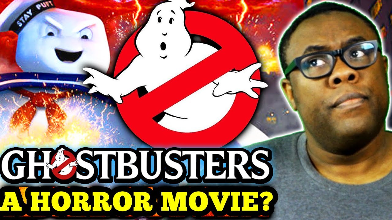 Is GHOSTBUSTERS a Halloween Horror Movie? (Ghostbusters 2020) | Black Nerd