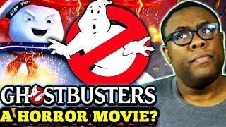 Is GHOSTBUSTERS a Halloween Horror Movie? (Ghostbusters 2020) | Black Nerd