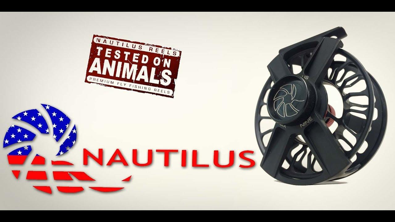 IFTD 2015: Nautalis X-Series Fly Reels - YouTube