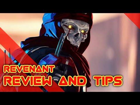 APEX LEGENDS INDONESIA | Revenant Review and Tips #Apexlegends #Season4 #Revenant #PS4