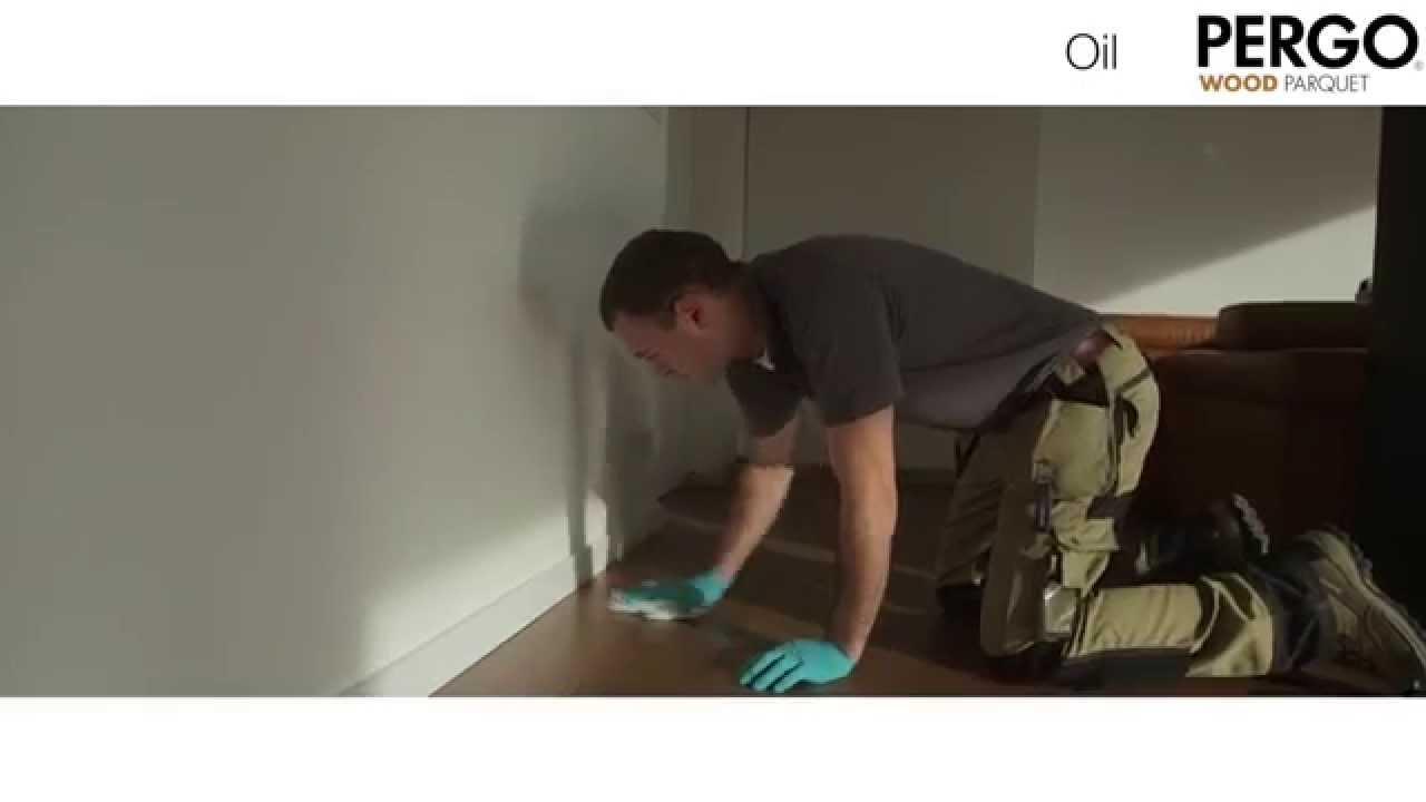 How To Refinish A Wood Floor Pergo