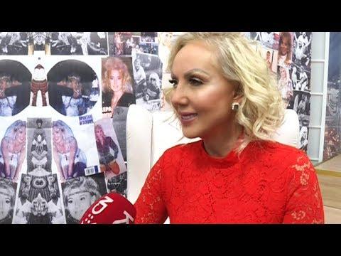 Lepa Brena - Intervju - KCN Matine - (TV KCN, 15.01.2018.)