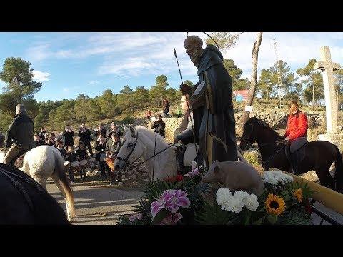 Festivitat de Sant Antoni Alcoi 2018