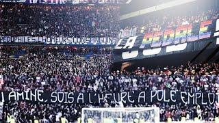 LES BANDEROLES DANS LE FOOTBALL...