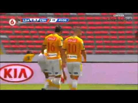 PROMO LDA - #VamosPorLa30 Vuelta FINAL INVIERNO 2015 ALAJUELENSE (0) vs Saprissa(2) - 23/12/15 from YouTube · Duration:  2 minutes 31 seconds