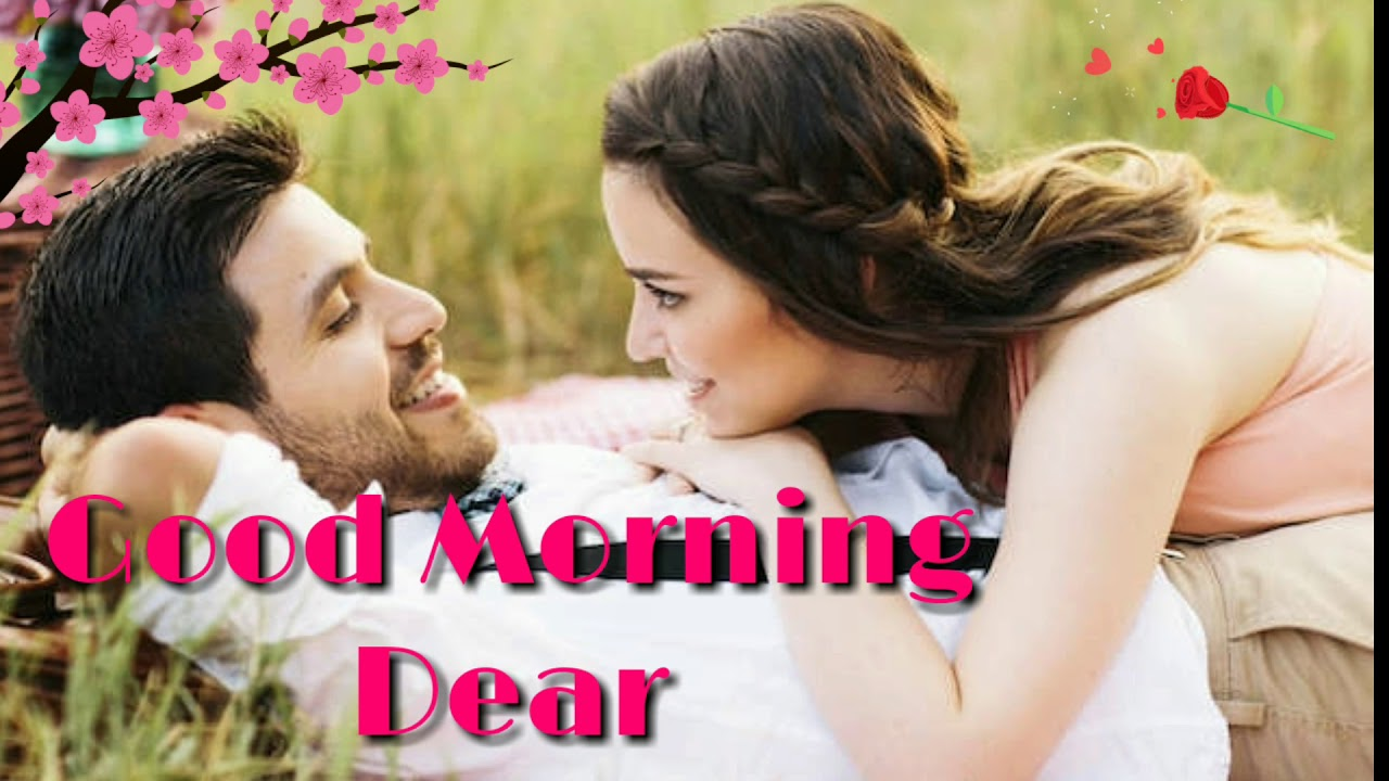 Good Morning Video With Love Song Whatsapp Status Video Love Greeting Happy Massage Wishes Vid Youtube