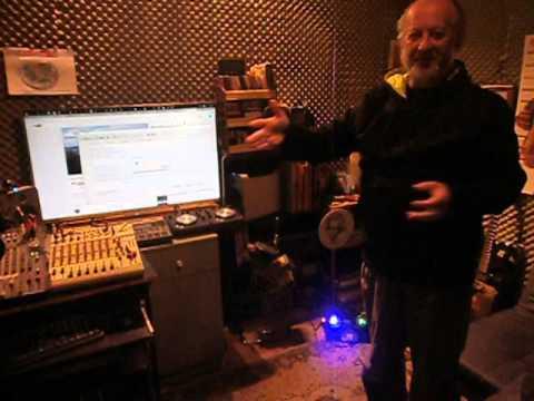 Aleksandar Santovski Studio Santos,i Space Radio Macedonia-S