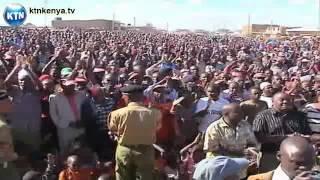 Uhuru, ruto rallies