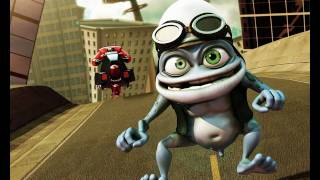 Crazy Frog Knight Rider Theme Song
