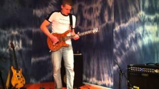 Incubus Beware criminal guitar cover