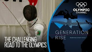 Algerian Olympic Legends Inspired Anissa Khelfaoui's Road to Rio | Generation Rise