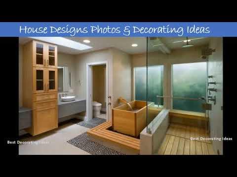 Japanese bathroom design home | Interior Design with Home Decor & Modern House Inspiration Pic