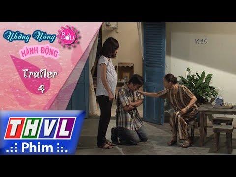 THVL | Giới thiệu phim: Những nàng bầu hành động - Tuần 4