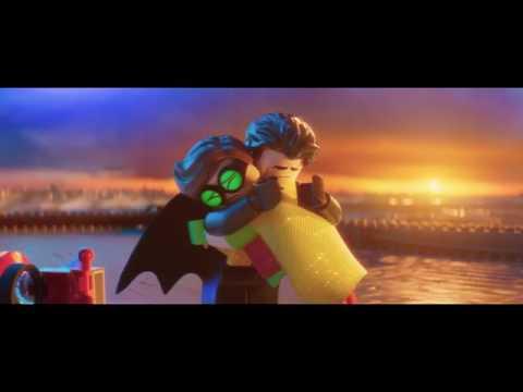 The Lego Batman Movie (2017) Batman Says Goodbye to his Family (ENDING  SCENE HD)