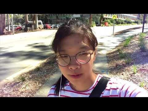 Australian National University - Vlog #1 Commencement