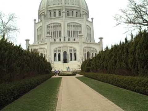 Bahá'í House of Worship, Wilmette, Illinois
