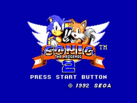 Master System Longplay [044] Sonic the Hedgehog 2
