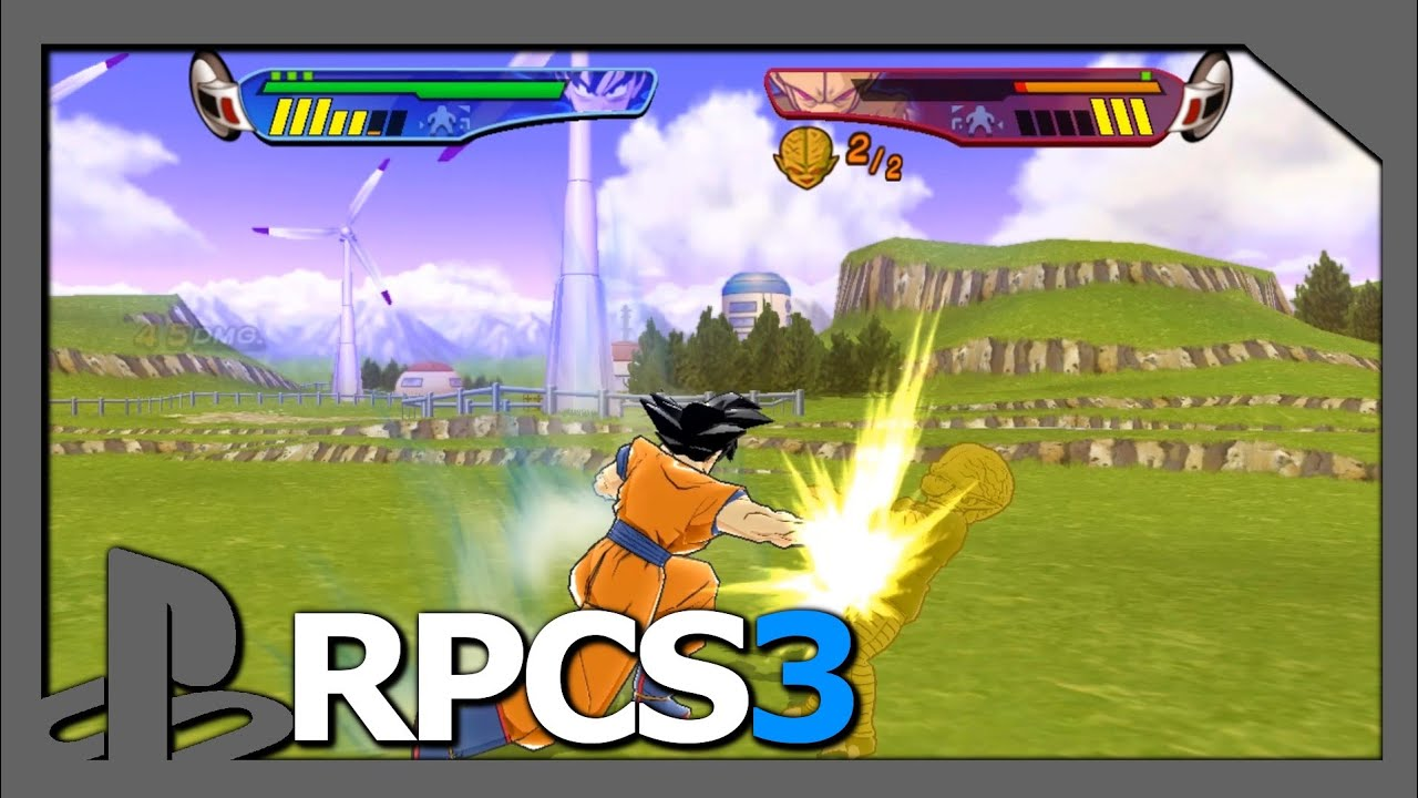 PS3 Emulator | RPCS3 v0 0 5 | LLVM-Vulkan | Dragon Ball Z Budokai 3 HD |  i5-8500 | #1