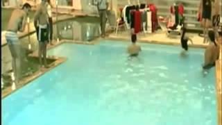Video Veena Malik taking bath in swimming pool in Big Boss - YouTube.mp4 download MP3, 3GP, MP4, WEBM, AVI, FLV November 2018
