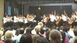 Frolicsome Finale Rancho San Joaquin MS symphonic orchestra