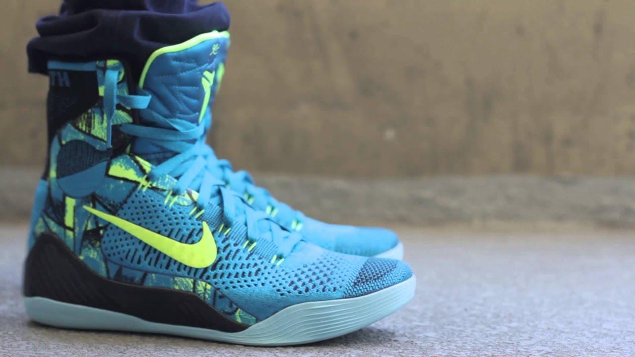 huge discount 9bd75 02f47 Nike Kobe IX Elite