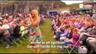 Pernilla Wahlgren - Piccadilly Circus (Allsang På Grensen 2012)