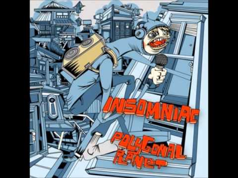 Insomniac - Rhymes Out The Barrel