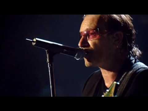 U2 One + Speech Bono Live Chicago Vertigo Tour