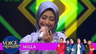 Nawarti Ayammi (Helmy Abdelbaky) - Milla | Episode 7 | Voice of Ramadan GTV 2019