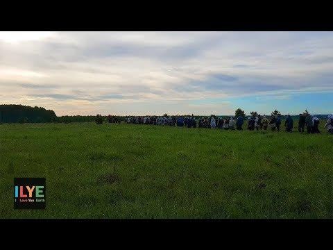 ILYE - Полный обзор крестного хода во имя преподобного Матфея Яранского