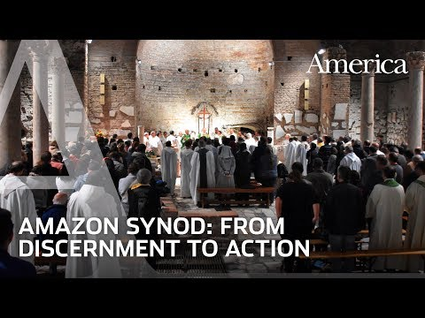 From Discernment to Action at the Amazon Synod | Developing Story