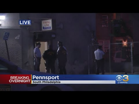 Firing Range Owner Shoots, Kills Suspect Trying To Loot Shop In South Philadelphia