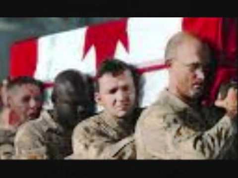 Brave Canadian Soldier