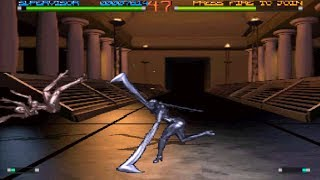 Rise 2: Resurrection [PS1] - play as Supervisor