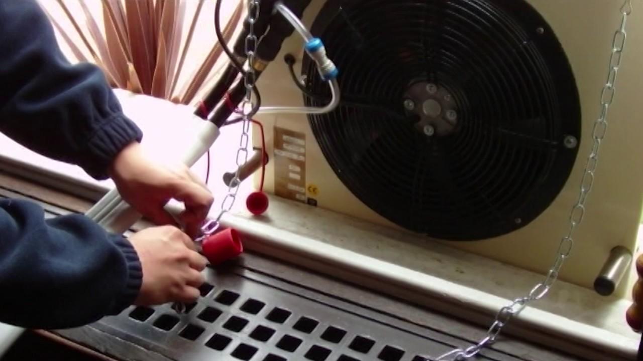Come Montare Un Condizionatore pac 22 - come installare un condizionatore portatile split